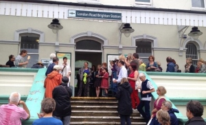 London Road Station hosting residents' events